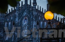 Vương cung Thánh đường Sở Kiện - Nhà thờ lâu đời nhất Hà Nam