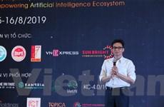 Phó Thủ tướng Vũ Đức Đam: AI là thời cơ lớn phải tận dụng
