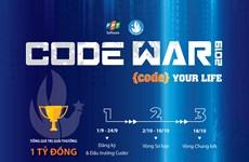 Đọ sức cùng các 'cao thủ' lập trình tại cuộc thi Code War 2019