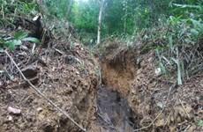 Lần theo dấu vết 'lưỡi dầu bẩn' nghi đầu độc nguồn nước sạch Sông Đà