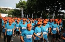 Dân công nghệ Hà Nội tranh tài ở giải chạy Run For Green 2019