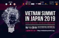 Hơn 500 chuyên gia tham dự Diễn đàn trí thức Việt Nam tại Nhật Bản