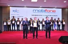 MobiFone nhận cú đúp danh hiệu doanh nghiệp IT hàng đầu Việt Nam