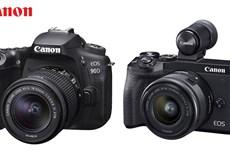 Canon ra mắt bộ đôi máy ảnh 90D và M6 Mark II tại Việt Nam