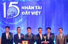 Phần mềm trí tuệ nhân tạo giành giải nhất Nhân tài đất Việt 2019