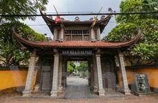 Tham quan ngôi chùa cổ Tảo Sách hơn 600 tuổi ở Thủ đô