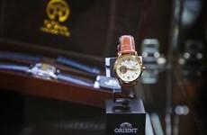 Orient ra mắt phiên bản đồng hồ đặc biệt dành riêng cho Hà Nội