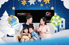MobiFone ưu đãi cho khách hàng thân thiết mùa lễ hội cuối năm