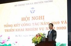 Bộ trưởng Nguyễn Mạnh Hùng: Năm 2020 sẽ là năm chuyển đổi số quốc gia