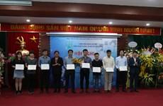 24 dự án tốt nghiệp Vườn ươm công nghệ thông tin tại Hà Nội