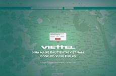 Khách hàng Viettel được kiểm tra chất lượng mạng 4G tại Việt Nam