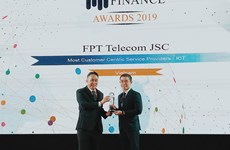 FPT Telecom đạt giải thưởng quốc tế về dịch vụ khách hàng