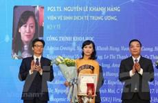 8 công trình nghiên cứu đề cử Giải thưởng Tạ Quang Bửu năm 2020