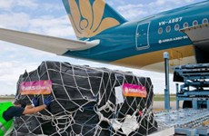 Vietnam Post thuê máy bay chuyên vận chuyển hàng hóa trong mùa dịch