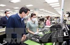 Samsung Việt Nam tăng cường phòng dịch khi có ca dương tính
