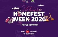 Xem trực tiếp chương trình VIETNAM#HOMEFEST WEEK 2020