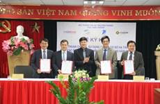 Bốn nhà mạng Việt sẽ dùng chung 1.300 trạm thu phát sóng