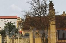 Làng Cựu – Vẻ đẹp 500 năm tuổi bị bỏ quên ngay thủ đô Hà Nội