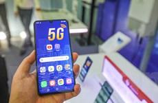 Việt Nam lần đầu tiên có điện thoại smartphone tích hợp công nghệ 5G