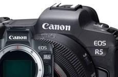 Canon ra mắt mẫu máy ảnh mirroless EOS R5 mạnh nhất từ trước đến nay