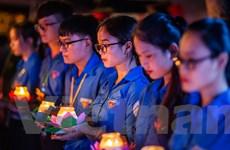 Những khoảnh khắc xúc động trong Lễ tri ân các anh hùng liệt sỹ