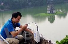 Hàng loạt danh lam thắng cảnh ở Hà Nội sẽ được lắp Wifi miễn phí