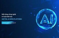Ra mắt nền tảng công nghệ trí tuệ nhân tạo Viettel AI Open Platform