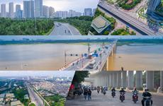 [Mega Story] Nhìn lại những công trình giao thông mừng thủ đô 1000 năm