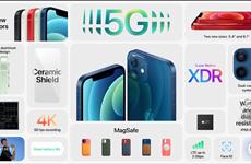 iPhone 12 ra mắt: Ngoại trừ sử dụng 5G thì không có gì đặc biệt