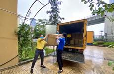Vietnam Post miễn phí chuyển phát hàng cứu trợ cho đồng bào miền Trung