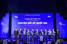 Vinh danh 3 sản phẩm công nghệ tại chung kết cuộc thi Viet Solutions
