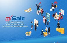 Quản lý kênh phân phối hiệu quả với mSale của MobiFone