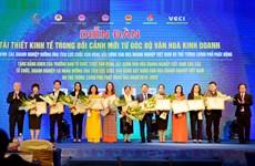 Viettel được vinh danh vì thành tích trong văn hóa doanh nghiệp