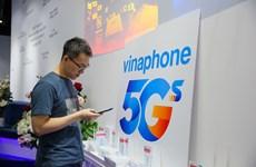 Khách hàng được thử nghiệm VinaPhone 5G tại Hà Nội và TP. Hồ Chí Minh