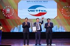 Viettel giành 5 giải thưởng tại Vietnam Smart City Award 2020