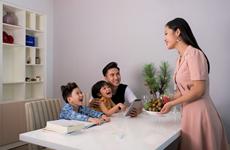 MOBIWIFI - Dịch vụ wifi gia đình giúp bữa cơm tối thêm trọn vẹn