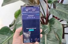 Người dùng điện thoại Samsung đã có thể sử dụng 5G tại Việt Nam