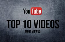 Top 10 MV Youtube xem nhiều: Baby Shark Dance vững vị trí số 1