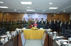 VietnamPost ký kết quy chế phối hợp với Tổng cục Quản lý thị trường