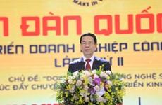 Kể câu chuyện Việt Nam bằng sản phẩm Make in Vietnam