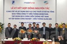 Các nhà mạng Việt cam kết chia sẻ, dùng chung 1.800 trạm BTS