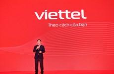 Viettel công bố nhận diện thương hiệu mới, quyết dẫn đầu chuyển đổi số
