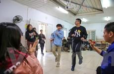[Photo] Lớp dạy nhảy đặc biệt dành cho trẻ em tự kỷ ở Hà Nội