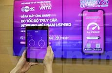 Công bố ứng dụng đo kiểm tốc độ Internet đầu tiên của Việt Nam