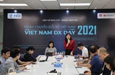 8 ngành ưu tiên chuyển đổi số của Chính phủ là trọng tâm của DX Day