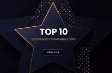 Thêm 4 lĩnh vực được vinh danh Top 10 doanh nghiệp ICT Việt Nam 2021