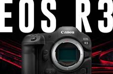 Lộ diện máy ảnh không gương lật mạnh nhất từ trước tới nay của Canon
