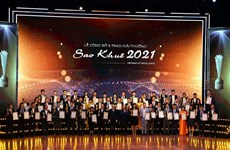 180 giải pháp dịch vụ công nghệ thông tin được trao giải Sao Khuê 2021
