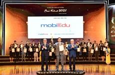 MobiFone 'thắng lớn' tại Sao Khuê 2021 với 9 giải thưởng