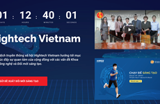 Bộ Khoa học Công nghệ phát động chiến dịch #HightechVietnam